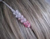 Shades of Pink Headband