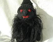 Shadow Gnome Doll