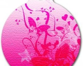 Pinky Pet Tag - Custom, Metal, Fully Personlized - Higher Quality