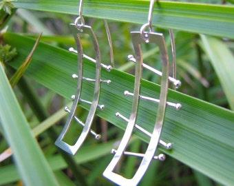 Long Ladder Earrings