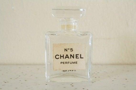 Dating chanel bottles