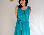 RESERVED - Sweet Summertime Dream Dress