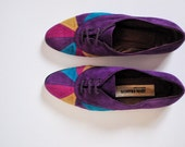 Colourful Shoes to Wipe Away the Blues