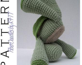 INSTANT DOWNLOAD : KISS Series - Turtle Crochet Pattern