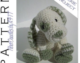 INSTANT DOWNLOAD : Handful of Pup Crochet Pattern