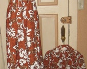 Sale Sale Aloha Vintage Hawaiian Dress N Mens Matching Shirt Never Worn Or Washed