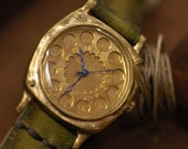 handmade watch for men  FLYBACK CUSHION