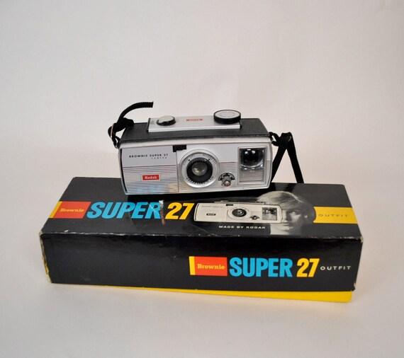 Kodak Brownie Super 27 Camera