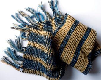 vintage CELEBRITEE acetate scarf-Made in Japan, warm, winter