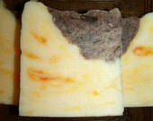 Warm Brown Sugar and Spice Soap with Shea Butter, Cinnamon and Clay