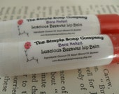 Luscious Lip Balm with Beeswax - Available in FOUR Flavors