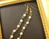 Pearls In Your Eyes Earrings SALE