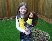 Bumble Bee Dolly and Me Apron