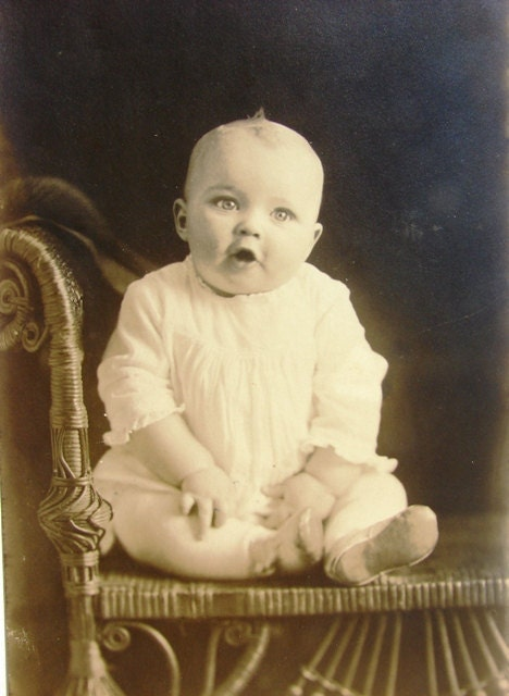 Real Photo Gerber Baby Wanna Be