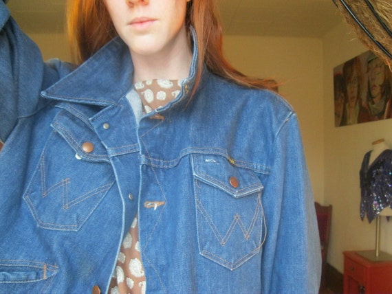 Wranglers Jeans Jacket