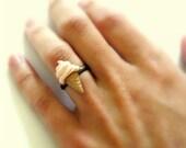SALE Ice Cream Cone Ring