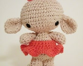 Amigurumi Pattern Mahli - INSTANT DOWNLOAD