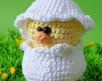 Amigurumi pattern - Pino the chick  - INSTANT DOWNLOAD