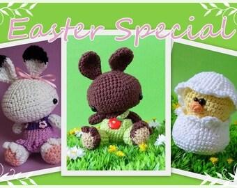 Amigurumi pattern Easter Special
