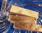 Creamery Goats Milk Soap - CHUNKY Bar - by Fox Run Soap & Sundries - 24K Gold