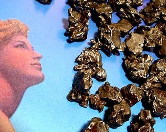 NEW Real Genuine Meteorite Fragment Campo del Cielo for Collection, Jewelry, Altered Art