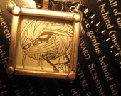 RESERVED LISTING HARLEY QUINN Mummy Boy Necklace