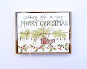 Holiday cards- Mix 'n Match: set of 8 cards ON SALE