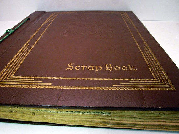 1940s Scrap Book Merchant Marines Military Oregon Travel