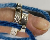 In knitting magazines, the original knitting ring, crochet ring, customize ring, large loops available, knitting, unique rings, yarn, wool