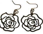 Autumn Roses Earrings