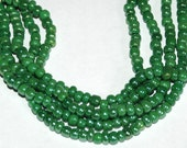 Gee Golly Green Multistrand necklace