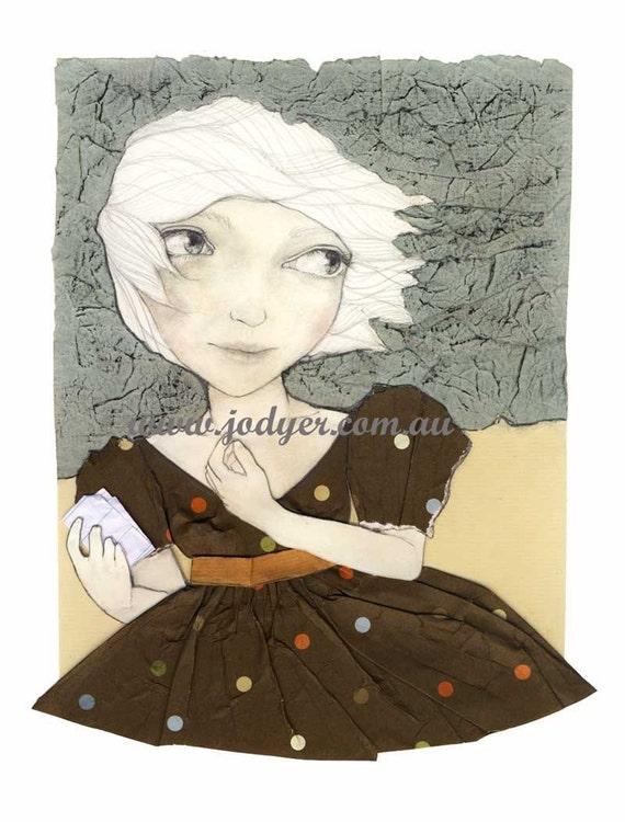 Secret Admirer Print