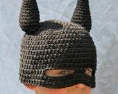 Super Hero Mask Beanie
