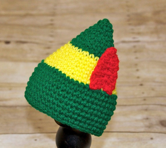 Elf Christmas Hat for Adults