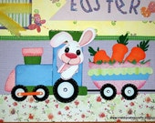 Custom 12x12 2 Page Easter Layout  for ttaylorbhatia