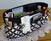 Purse Insert ORGANIZER SHAPER / Diamond Eye / STURDY / 5 Sizes Available / Bag Organizer / Check out my shop for more colors & styles