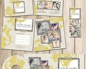 Boutique Marketing Package - Linen Damask - Photography