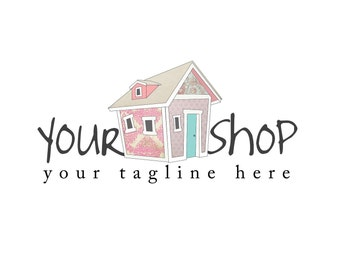 Photography Logo  - Pre-made - Little Shop
