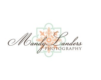Photography Logo & Watermark - Pre-made for Photographer - Mandy
