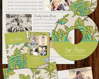 Boutique Marketing Package - Big Flower Set- Photography