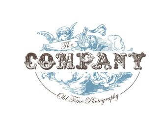 Photography Logo & Watermark - Pre-made for Photographer - Vintage Logo