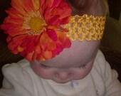 Funky Flower Hair Clip
