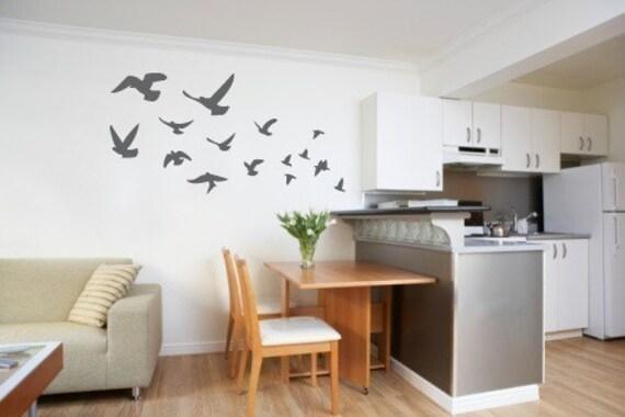 Vinyl Wall Sticker Decal Art - Fly Away