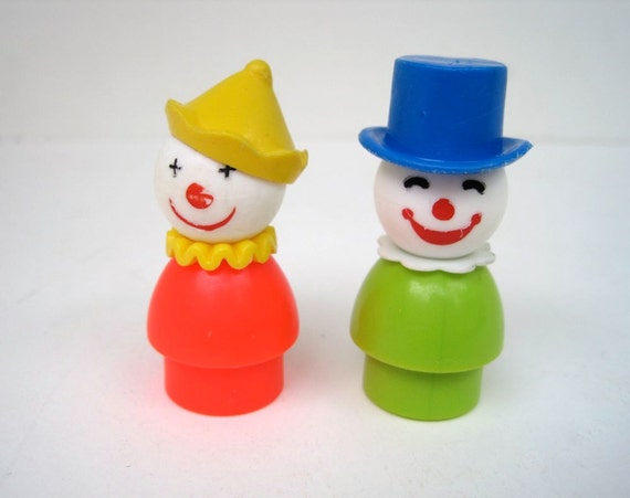 Clown fisher price characters for Clown fish price