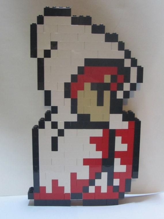 LEGO Final Fantasy White Mage