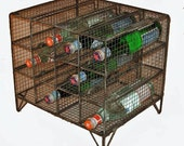 Wine Rack Wire Table Top