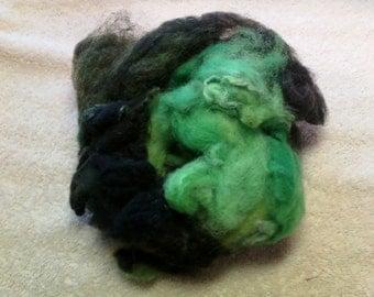Green Jacob Sheep wool