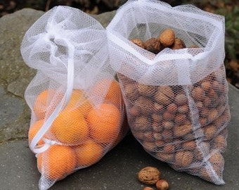 Reusable Produce Bags - Large Size - Singles