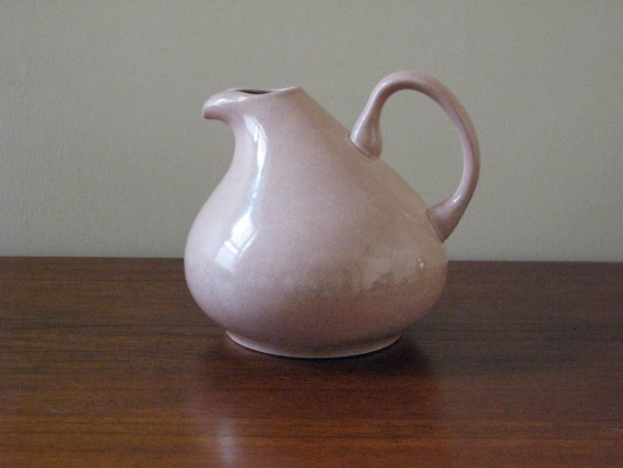 Vintage Russel Wright American Modern Ceramic Carafe/Pitcher