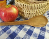 Classic Cherry Wood Spoon